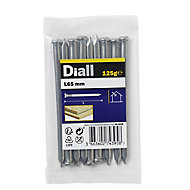 Diall Oval nail (L)65mm 120g, Pack