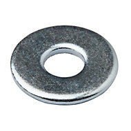 Diall M4 Carbon steel Repair washer, Pack of 10