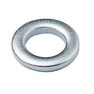 Diall M6 Steel Shakeproof washer, Pack of 10