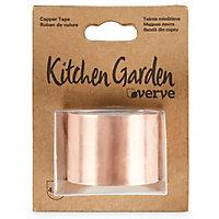 Verve Copper slug & snail tape (L)4m (W)40mm