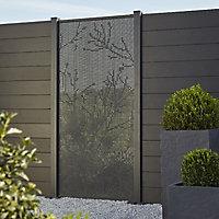 Blooma Neva Dots 1/2 Fence panel (W)0.88m (H)1.79m