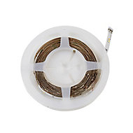 Colours Driggs Mains-powered White LED Strip light starter kit IP20 600lm (L)3m