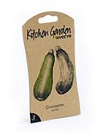 Verve Kitchen garden Courgette Seeds
