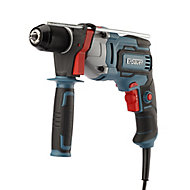Erbauer 650W 240V Corded Brushed Hammer drill EHD650