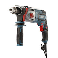 Erbauer 800W 240V Corded Brushed Hammer drill EHD800-2