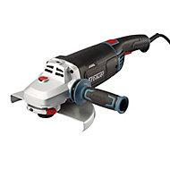 Erbauer 2200W 240V 230mm Angle grinder EAG2200