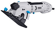 Mac Allister 500W 220-240V 76mm Corded Mini saw MSMCS500