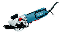 Erbauer 650W 220-240V 85mm Corded Mini saw EMCS650