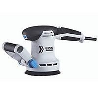 Mac Allister 300W 220-240V Corded Random orbit sander MSOS300