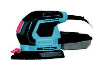 Erbauer Corded 160W 220-240V Detail sander EDLS160