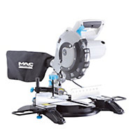 Mac Allister 1450W 240V 210mm Compound mitre saw MMIS210C
