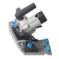 Mac Allister 1200W 220-240V 165mm Corded Plunge saw MSPS1200