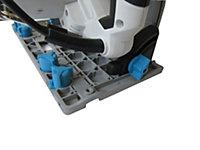 Mac Allister 1200W 220-240V Corded Brushed Plunge saw MSPS1200