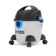 Mac Allister Corded Wet & dry vacuum, 16L MWDV20L