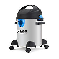 Mac Allister Corded Wet & dry vacuum, 20L MWDV30L