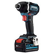 Erbauer EXT Cordless 18V 4Ah Lithium-ion Brushless Impact driver 1 battery EID18-Li