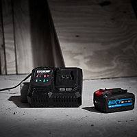 Erbauer EXT 18V Li-ion Fast Charger