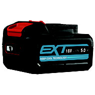 Erbauer EXT 18V Li-ion 5Ah Power tool battery