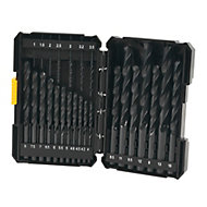 Universal 25 piece Metal Drill bit Set