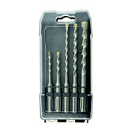 Universal 5 piece SDS plus Masonry Drill bit Set