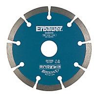 Erbauer (Dia)115mm Segmented diamond blade