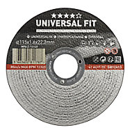 Universal (Dia)115mm Cutting disc