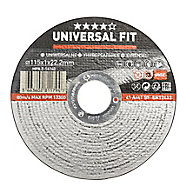 Universal Inox & metal Cutting disc (Dia)115mm