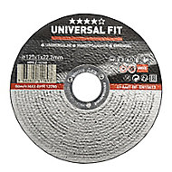 Universal Inox & metal Cutting disc (Dia)125mm