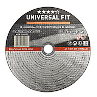 Universal (Dia)230mm Stone cutting disc