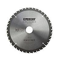 Erbauer 40T Circular saw blade (Dia)210mm