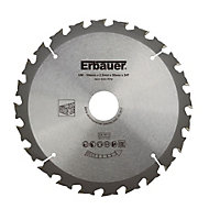 Erbauer Circular saw blade (Dia)184mm