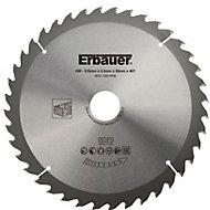 Erbauer Circular saw blade (Dia)210mm