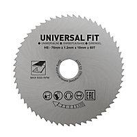 Universal 60T Circular saw blade (Dia)76mm