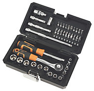"Magnusson 40 piece ¼"" Standard Socket set"