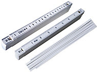 Foldable Plastic Ruler, (L)2m
