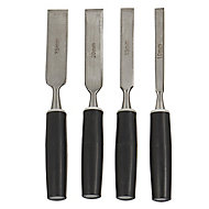 4 piece Wood chisel set