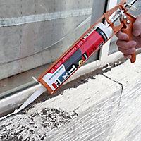 Diall Light duty Aluminium & carbon steel Sealant gun