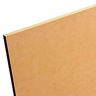 Smooth MDF Board (L)1.83m (W)0.61m (T)12mm