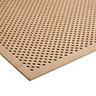 Berkshire Smooth MDF Screening panel (L)1.83m (W)0.61m (T)6mm