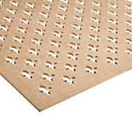 Porchester Smooth MDF Screening panel (L)1.83m (W)0.61m (T)6mm