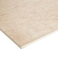 Hardwood Plywood Sheet (Th)9mm (W)405mm (L)810mm