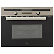 Cooke & Lewis Stainless steel Built-in Compact Oven