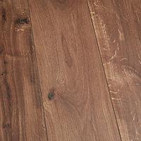 Colours Gladstone Natural Oak effect Laminate flooring, 2m², Sample