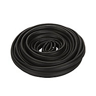 Diall Black Draught seal (L)6m