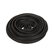 Diall Thermoplastic rubber Draught seal, (L)6000mm