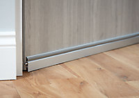 Diall White Self-adhesive Draught excluder (L)930mm
