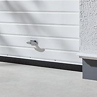Diall White Garage Draught seal (L)2.5m