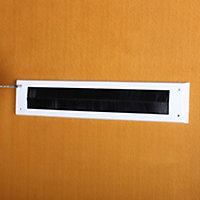 Diall Letterbox draught seal (H)80mm (W)342mm