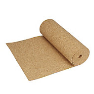 Diall Acoustic & thermal insulation roll, (L)5m (W)0.5 m (T)4mm