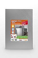 Diall Noma Reflex Aluminium & polystyrene Insulation board (L)0.8m (W)0.6m (T)10mm